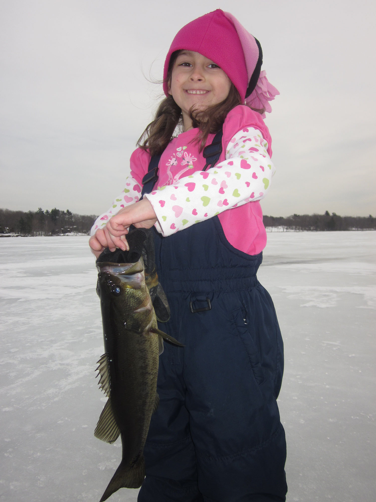 Family ice fishing fundraiser georgetown education for New ice fishing gear 2017